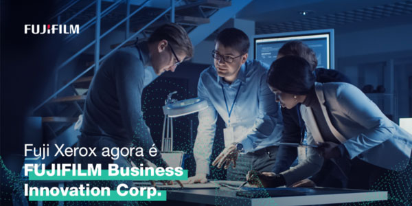 Fuji Xerox anuncia mudança de nome corporativo