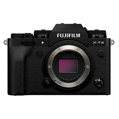 Câmera Digital Mirrorless Fujifilm X-T4